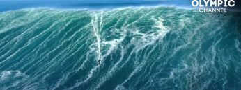 Are these the largest Waves ever surfed? | Nazare 2020: The Beast Awakens