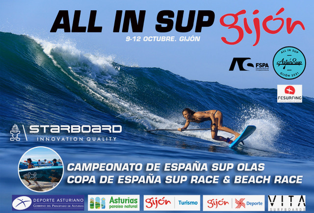All in SUP | Surf